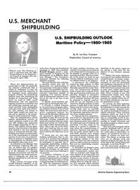 Maritime Reporter Magazine, page 40,  Jun 1986