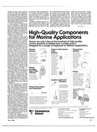 Maritime Reporter Magazine, page 41,  Jun 1986