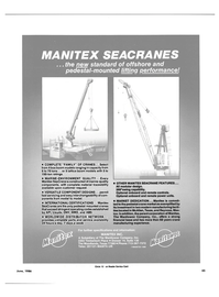 Maritime Reporter Magazine, page 45,  Jun 1986