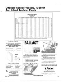 Maritime Reporter Magazine, page 55,  Jun 1986