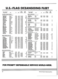 Maritime Reporter Magazine, page 60,  Jun 1986