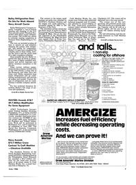 Maritime Reporter Magazine, page 5,  Jun 1986