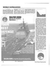 Maritime Reporter Magazine, page 68,  Jun 1986