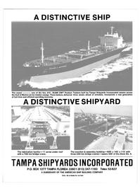 Maritime Reporter Magazine, page 71,  Jun 1986