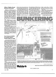 Maritime Reporter Magazine, page 79,  Jun 1986