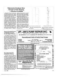 Maritime Reporter Magazine, page 91,  Jun 1986