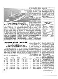 Maritime Reporter Magazine, page 92,  Jun 1986