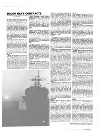 Maritime Reporter Magazine, page 12,  Jul 15, 1986