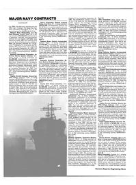 Maritime Reporter Magazine, page 14,  Jul 15, 1986
