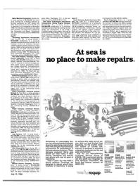 Maritime Reporter Magazine, page 17,  Jul 15, 1986 Colorado
