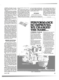 Maritime Reporter Magazine, page 25,  Jul 15, 1986 diesel technology