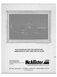 Maritime Reporter Magazine, page 1,  Jul 15, 1986 New York