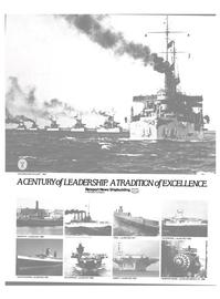 Maritime Reporter Magazine, page 29,  Jul 15, 1986 Newport News shipbuilding