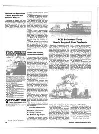 Maritime Reporter Magazine, page 36,  Jul 15, 1986 Gulf of Mexico