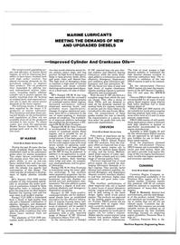 Maritime Reporter Magazine, page 46,  Jul 15, 1986