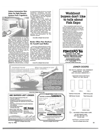 Maritime Reporter Magazine, page 55,  Jul 15, 1986 Florida