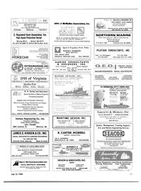 Maritime Reporter Magazine, page 57,  Jul 15, 1986 New York