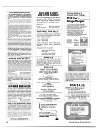 Maritime Reporter Magazine, page 60,  Jul 15, 1986 California