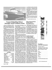 Maritime Reporter Magazine, page 5,  Jul 15, 1986 Louisiana