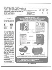 Maritime Reporter Magazine, page 7,  Jul 15, 1986 New York