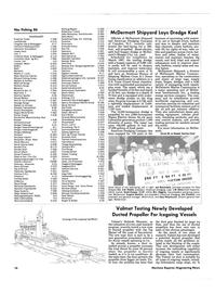 Maritime Reporter Magazine, page 8,  Aug 1986 Gary Newchurch