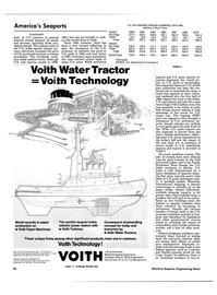Maritime Reporter Magazine, page 18,  Aug 1986
