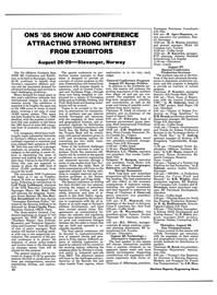 Maritime Reporter Magazine, page 30,  Aug 1986 L.U. Thulin
