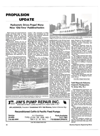 Maritime Reporter Magazine, page 40,  Aug 1986 JIM LAGONIKOS