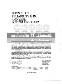Maritime Reporter Magazine, page 4th Cover,  Aug 1986