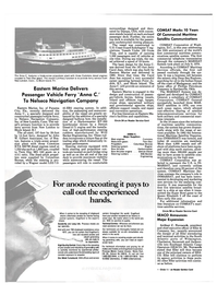 Maritime Reporter Magazine, page 12,  Sep 1986