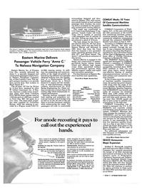 Maritime Reporter Magazine, page 12,  Sep 1986 Florida