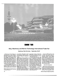 Maritime Reporter Magazine, page 14,  Sep 1986