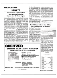 Maritime Reporter Magazine, page 20,  Sep 1986