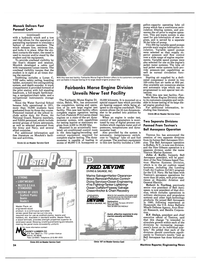 Maritime Reporter Magazine, page 22,  Sep 1986