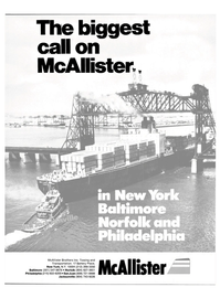 Maritime Reporter Magazine, page 1,  Sep 1986 McAllister Brothers Inc.