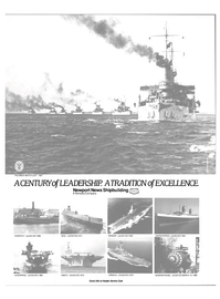 Maritime Reporter Magazine, page 28,  Sep 1986 VIRGINIA LAUNCHED