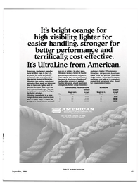 Maritime Reporter Magazine, page 39,  Sep 1986 United States