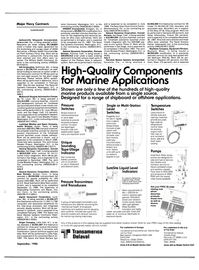 Maritime Reporter Magazine, page 41,  Sep 1986