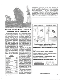 Maritime Reporter Magazine, page 43,  Sep 1986