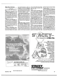 Maritime Reporter Magazine, page 45,  Sep 1986