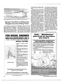 Maritime Reporter Magazine, page 54,  Sep 1986
