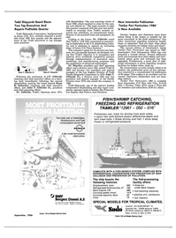 Maritime Reporter Magazine, page 57,  Sep 1986