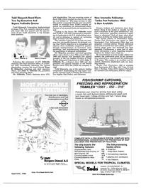 Maritime Reporter Magazine, page 57,  Sep 1986 O SUDOIMPORT