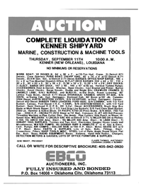 Maritime Reporter Magazine, page 68,  Sep 1986