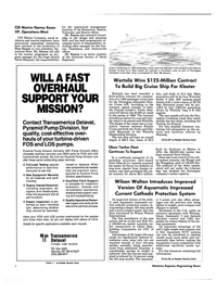 Maritime Reporter Magazine, page 6,  Sep 1986 Wilson Walton