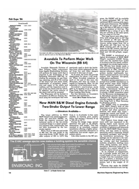 Maritime Reporter Magazine, page 16,  Oct 1986