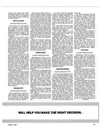 Maritime Reporter Magazine, page 23,  Oct 1986