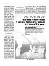 Maritime Reporter Magazine, page 29,  Oct 1986 stainless steel shafting