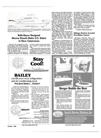 Maritime Reporter Magazine, page 35,  Oct 1986 Washington
