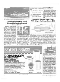Maritime Reporter Magazine, page 36,  Oct 1986 A. Lawrence Bates